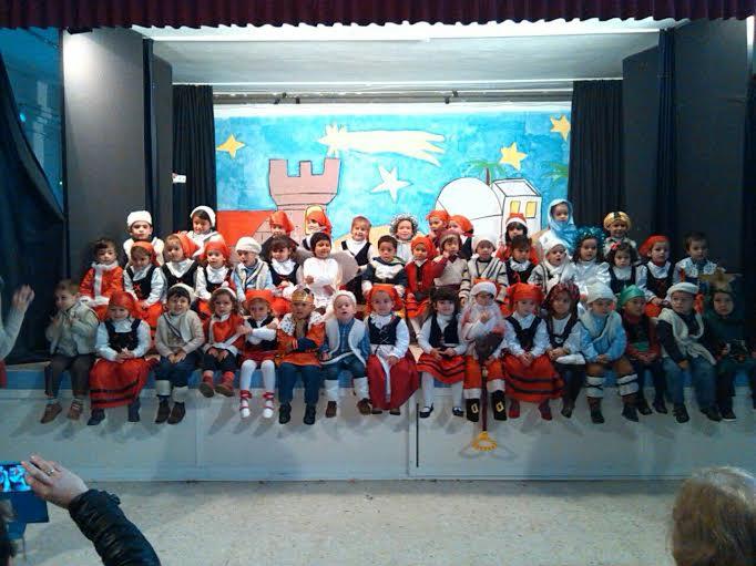 Teatro infantil de 3 años