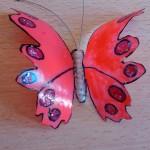 Mariposa para el Día de la Madre