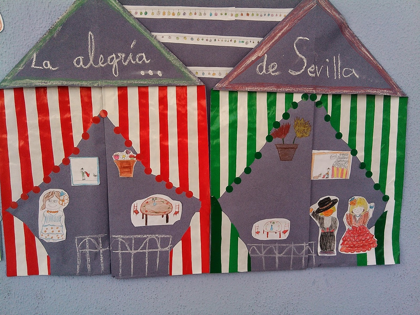 Feria de sevilla 2014 ceip arias montano sevilla - Feria de manualidades en barcelona ...