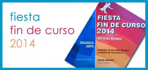 Fiesta Fin de Curso 2014