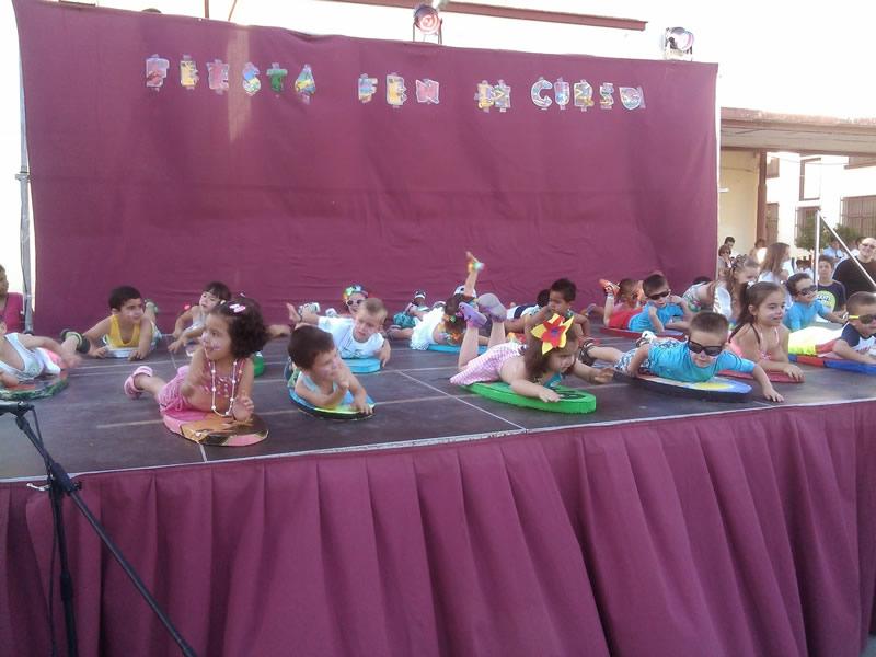 Infantil 3 años. Maestro Manolo Lastres
